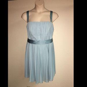 White by Vera Wang Dress Plus Size 20 Blue NWT